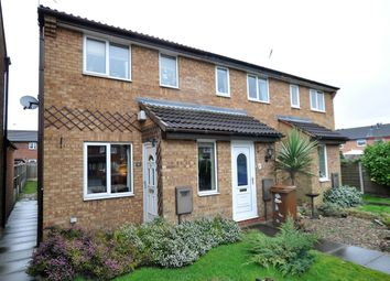 Thumbnail 2 bed semi-detached house for sale in Eton Close, Burton-On-Trent