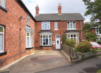 Thumbnail 4 bed terraced house for sale in Bigby Road, Brigg