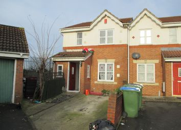 Thumbnail 3 bed end terrace house to rent in Waldstock Road, Thamesmead, London