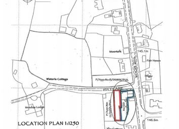 Thumbnail Land for sale in The Moor, Coleorton, Coalville