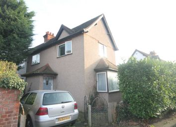 Thumbnail 2 bed semi-detached house for sale in Letchford Terrace, Headstone Lane, Harrow, Middlesex