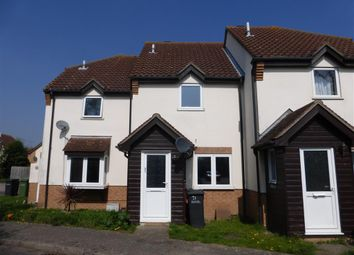 Thumbnail 2 bed terraced house to rent in Constance Close, Witham