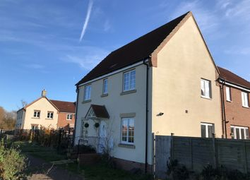 Thumbnail 3 bed end terrace house for sale in Dairy Way, Gaywood, King's Lynn