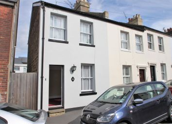 Thumbnail 3 bed end terrace house for sale in Victoria Road, Sevenoaks