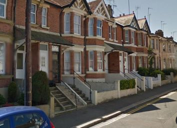 Thumbnail 1 bed flat to rent in Hughenden Road, Hastings