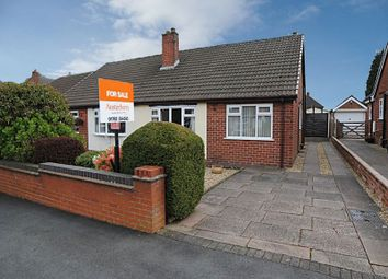 Thumbnail 2 bed semi-detached bungalow for sale in Ansmede Grove, Blurton, Stoke-On-Trent, Staffordshire