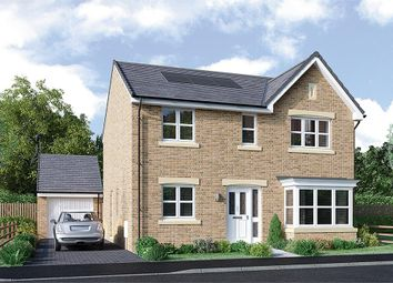 """4 bed detached house for sale in """"Grant"""" at Queen Mary Avenue, Clydebank G81"""