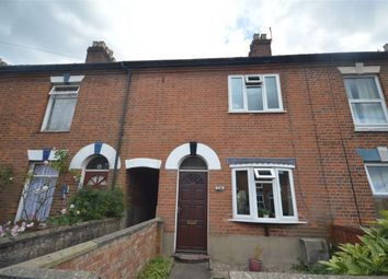 Thumbnail 3 bed terraced house for sale in Stacy Road, Norwich