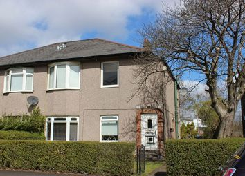 Thumbnail 2 bedroom flat for sale in Chirnside Road, Cardonald, Glasgow