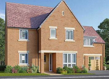 "Thumbnail 4 bed detached house for sale in ""The Alverton"" at Bede Ling, West Bridgford, Nottingham"