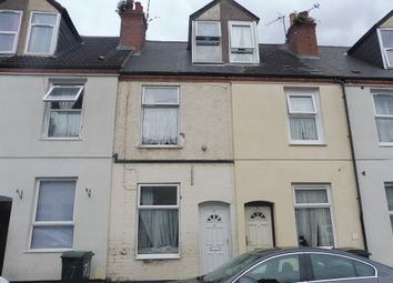 Thumbnail 3 bedroom terraced house for sale in Mulliner Street, Paradise, Coventry