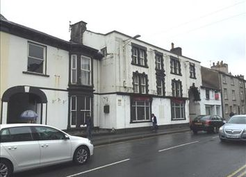 Thumbnail Commercial property for sale in Sawyers Arms Hotel, Stricklandgate, Kendal