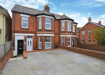 Thumbnail 4 bed semi-detached house for sale in Withycombe Village Road, Exmouth