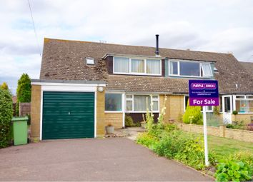 Thumbnail 3 bed semi-detached house for sale in Meon Road, Mickleton