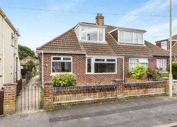 Thumbnail 3 bed semi-detached bungalow for sale in Bridgemary Road, Gosport