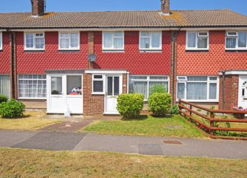 Thumbnail 3 bed terraced house for sale in Hereford Close, Rainham