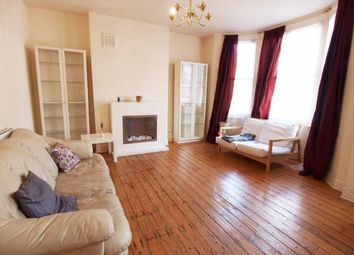 Thumbnail 4 bed flat to rent in Birnam Road, London