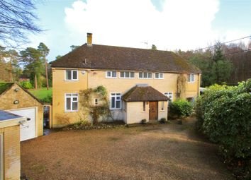 Thumbnail 3 bed detached house for sale in Chart Lane, Brasted Chart, Westerham, Kent
