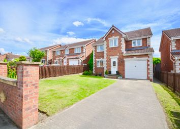 Thumbnail 4 bed detached house for sale in Carr Green Lane, Mapplewell