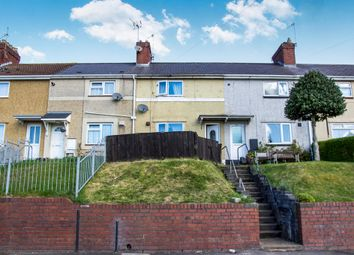 Thumbnail 2 bed terraced house for sale in Danygraig Road, Port Tennant, Swansea