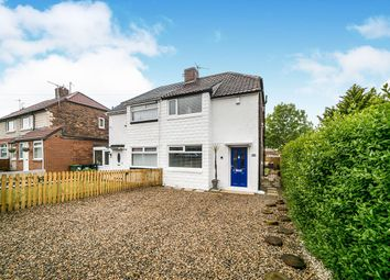 2 bed terraced house for sale in Mitford Gardens, Lobley Hill, Gateshead, Tyne And Wear NE11