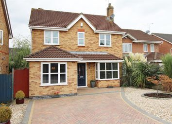 Thumbnail 3 bed detached house for sale in Fontwell Drive, Downend, Bristol