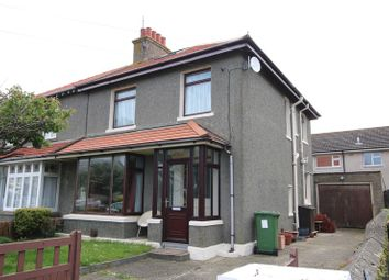 Thumbnail 3 bed semi-detached house for sale in Islands, Ballafesson Road, Port Erin
