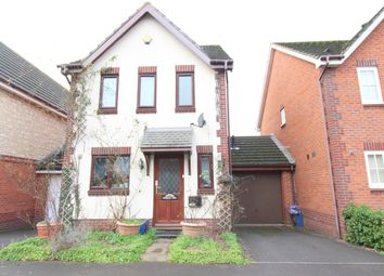 Thumbnail 3 bed link-detached house for sale in Chestnut Drive, Rogiet, Caldicot