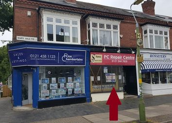 Thumbnail Warehouse to let in Mary Vale Road, Bournville