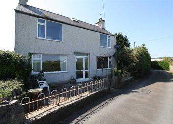 Thumbnail 3 bed detached house for sale in Llangoed, Beaumaris