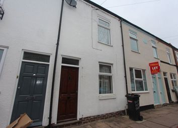 Thumbnail 3 bedroom terraced house to rent in Montague Road, Clarendon Park, Leicester