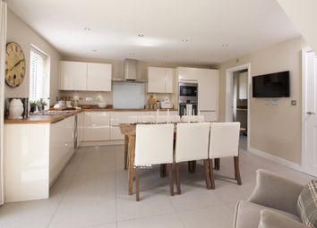 "Thumbnail 4 bed detached house for sale in ""Mitchell"" at Blackberry Walk, London Road, Cirencester"