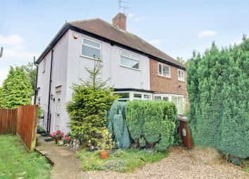 Thumbnail 3 bed semi-detached house for sale in Manville Close, Beechdale, Nottingham