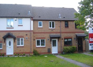 2 bed terraced house to rent in 10 St Davids Close, Brackla, Bridgend, Mid. Glamorgan. CF31