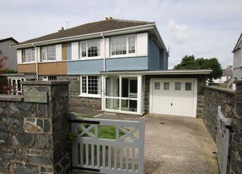 Thumbnail 3 bed semi-detached house for sale in Glen Elfin Road, Ramsey, Isle Of Man