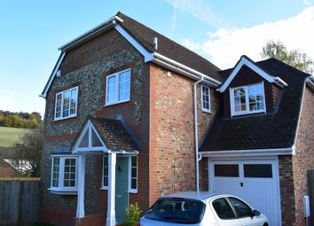 Thumbnail 4 bed detached house to rent in Bradenham Road, West Wycombe, High Wycombe