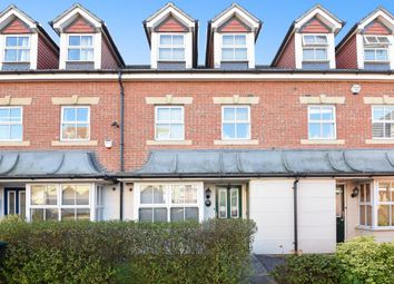 Thumbnail 4 bed town house for sale in Bowater Gardens, Lower Sunbury