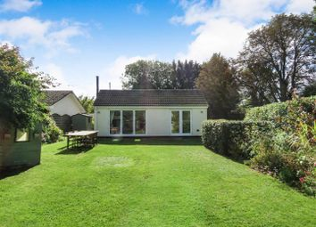 Thumbnail 3 bed detached bungalow for sale in Meldreth Road, Whaddon, Royston