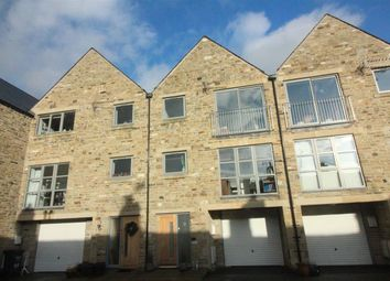 3 bed town house for sale in High Lock Court, Hawksclough, Hebden Bridge HX7