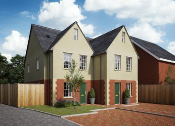 Thumbnail 4 bed semi-detached house for sale in Acre End Street, Eynsham, Witney