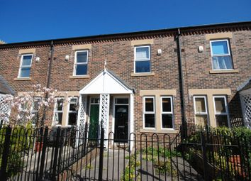 Thumbnail 4 bed mews house for sale in Lesley Court, Gosforth, Newcastle Upon Tyne