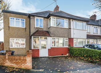 Thumbnail 4 bed terraced house for sale in Woodfield Gardens, New Malden