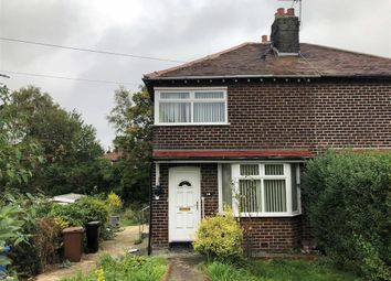 Thumbnail 2 bed semi-detached house for sale in Birdhall Road, Cheadle Hulme Cheadle, Cheshire