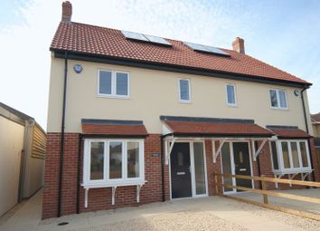 Thumbnail 3 bedroom property for sale in Newtown, Huish Episcopi, Langport