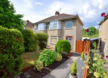 Thumbnail 4 bed semi-detached house for sale in Kings Weston Avenue, Shirehampton, Bristol