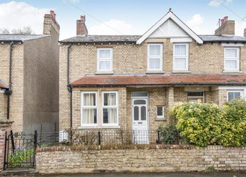 Thumbnail 3 bed semi-detached house to rent in Elmthorpe Road, Wolvercote, Oxford
