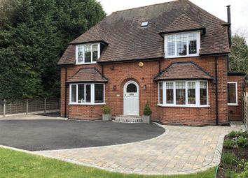 Thumbnail 4 bed detached house to rent in Meriden Road, Hampton-In-Arden, Solihull