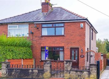 Thumbnail 3 bedroom semi-detached house for sale in Hulme Grove, Leigh, Lancashire