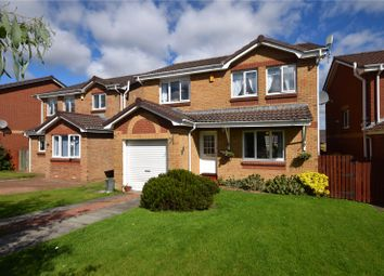 Thumbnail 4 bedroom detached house for sale in Cypress Way, Cambuslang, Glasgow, South Lanarkshire