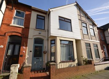 Thumbnail 3 bed terraced house for sale in Handfield Road, Waterloo, Liverpool